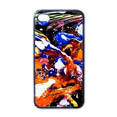 Smashed Butterfly Apple Iphone 4 Case (black) by bestdesignintheworld