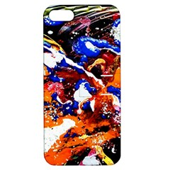 Smashed Butterfly Apple Iphone 5 Hardshell Case With Stand by bestdesignintheworld