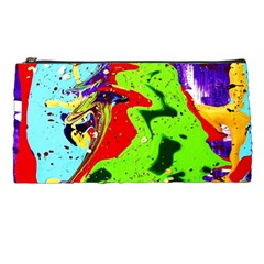 Untitled Island 1 Pencil Cases by bestdesignintheworld