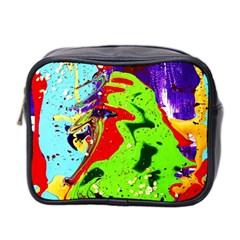 Untitled Island 1 Mini Toiletries Bag 2 Side by bestdesignintheworld