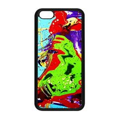 Untitled Island 1 Apple Iphone 5c Seamless Case (black) by bestdesignintheworld