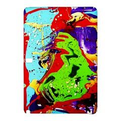 Untitled Island 1 Samsung Galaxy Tab Pro 12 2 Hardshell Case by bestdesignintheworld