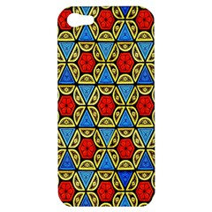Artwork By Patrick Colorful 43 Apple Iphone 5 Hardshell Case