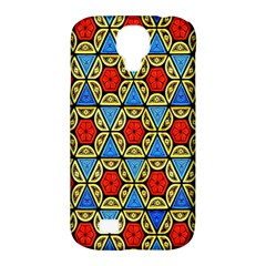 Artwork By Patrick Colorful 43 Samsung Galaxy S4 Classic Hardshell Case (pc+silicone)
