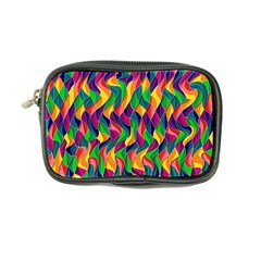 Artwork By Patrick Colorful 44 Coin Purse