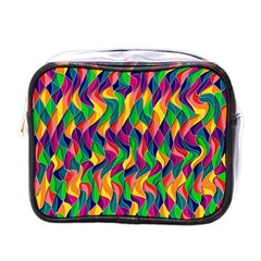 Artwork By Patrick Colorful 44 Mini Toiletries Bags
