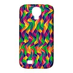 Artwork By Patrick Colorful 44 Samsung Galaxy S4 Classic Hardshell Case (pc+silicone)