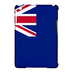 Flag Of Anguilla Apple Ipad Mini Hardshell Case (compatible With Smart Cover) by abbeyz71