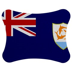 Flag Of Anguilla Jigsaw Puzzle Photo Stand (bow) by abbeyz71