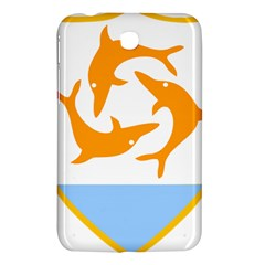 Coat Of Arms Of Anguilla Samsung Galaxy Tab 3 (7 ) P3200 Hardshell Case  by abbeyz71