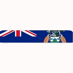Flag Of Ascension Island Small Bar Mats by abbeyz71