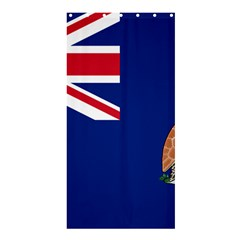 Flag Of Ascension Island Shower Curtain 36  X 72  (stall)  by abbeyz71