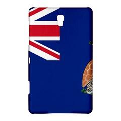 Flag Of Ascension Island Samsung Galaxy Tab S (8 4 ) Hardshell Case  by abbeyz71