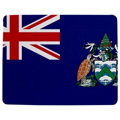 Flag Of Ascension Island Jigsaw Puzzle Photo Stand (rectangular) by abbeyz71
