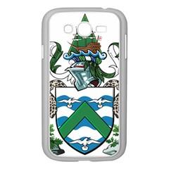 Flag Of Ascension Island Samsung Galaxy Grand Duos I9082 Case (white) by abbeyz71