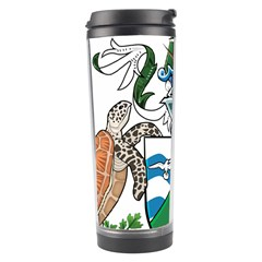 Coat Of Arms Of Ascension Island Travel Tumbler by abbeyz71