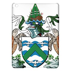 Coat Of Arms Of Ascension Island Ipad Air Hardshell Cases by abbeyz71