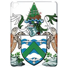 Coat Of Arms Of Ascension Island Apple Ipad Pro 9 7   Hardshell Case by abbeyz71