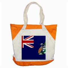 Flag Of Ascension Island Accent Tote Bag by abbeyz71
