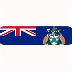 Flag Of Ascension Island Large Bar Mats by abbeyz71