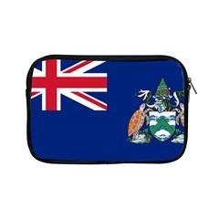 Flag Of Ascension Island Apple Ipad Mini Zipper Cases by abbeyz71
