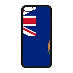 Flag Of Ascension Island Apple Iphone 5c Seamless Case (black) by abbeyz71