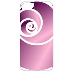 Rose Apple Iphone 5 Classic Hardshell Case by Jylart