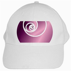 Rose  White Cap