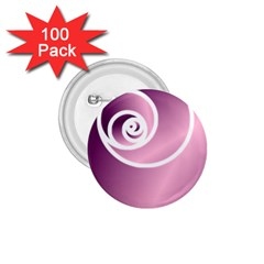 Rose  1 75  Buttons (100 Pack)  by Jylart
