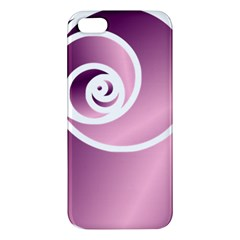 Rose  Iphone 5s/ Se Premium Hardshell Case by Jylart