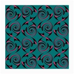 Spirals Medium Glasses Cloth (2 Side) by Jylart