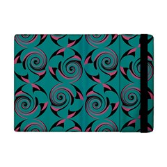 Spirals Apple Ipad Mini Flip Case by Jylart