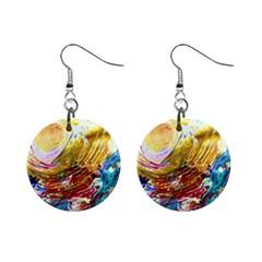 June Gloom 10 Mini Button Earrings by bestdesignintheworld