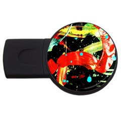 Enigma 2 Usb Flash Drive Round (2 Gb) by bestdesignintheworld