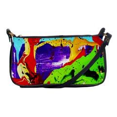 Untitled Island 2 Shoulder Clutch Bags by bestdesignintheworld