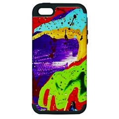 Untitled Island 2 Apple Iphone 5 Hardshell Case (pc+silicone) by bestdesignintheworld