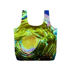 June Gloom 9 Full Print Recycle Bags (s)  by bestdesignintheworld