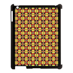 Artwork By Patrick Colorful 45 Apple Ipad 3/4 Case (black)