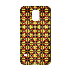 Artwork By Patrick Colorful 45 Samsung Galaxy S5 Hardshell Case