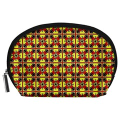 Artwork By Patrick Colorful 45 Accessory Pouches (large)
