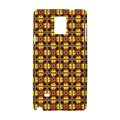 Artwork By Patrick Colorful 45 Samsung Galaxy Note 4 Hardshell Case