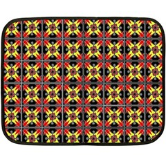 Artwork By Patrick Colorful 45 1 Fleece Blanket (mini)