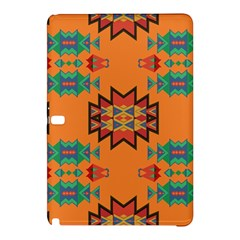 Misc Shapes On An Orange Background                              Nokia Lumia 1520 Hardshell Case by LalyLauraFLM