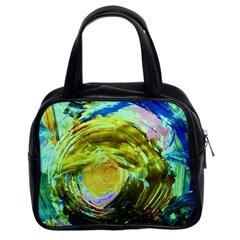 June Gloom 9 Classic Handbags (2 Sides) by bestdesignintheworld