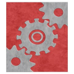 Euphoria   Player   Small   Red By Dean   Drawstring Pouch (small)   Za9ljsjmbi04   Www Artscow Com Back