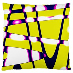 Graphic Large Cushion Case (one Side) by goodart
