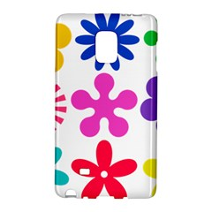 Retro Flower Ornaments Galaxy Note Edge by goodart