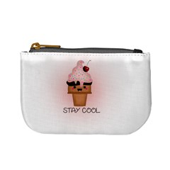 Stay Cool Mini Coin Purses by ZephyyrDesigns