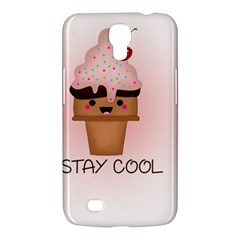 Stay Cool Samsung Galaxy Mega 6 3  I9200 Hardshell Case by ZephyyrDesigns