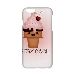 Stay Cool Apple Iphone 6/6s Hardshell Case by ZephyyrDesigns